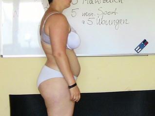 So verbesserst Du deine Körperhaltung und bringst Bauchfett zum schmelzen