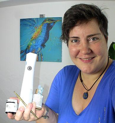 Narben Expertin Daniela Wegner-Laub