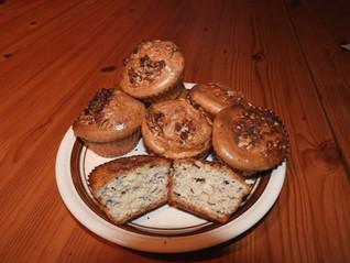 Eiweiß-Shake Muffins