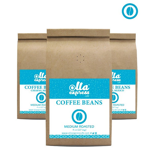 Mexican high specialty coffee beans