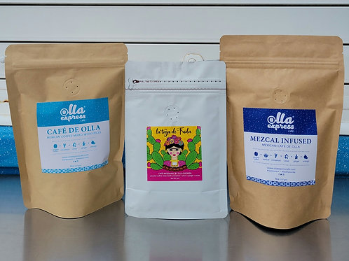 Cafe de olla TRIO