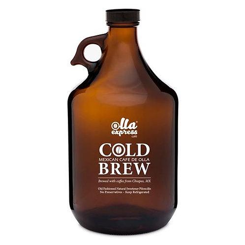 Cold Brew de Olla Cacao - Growler (128 oz)