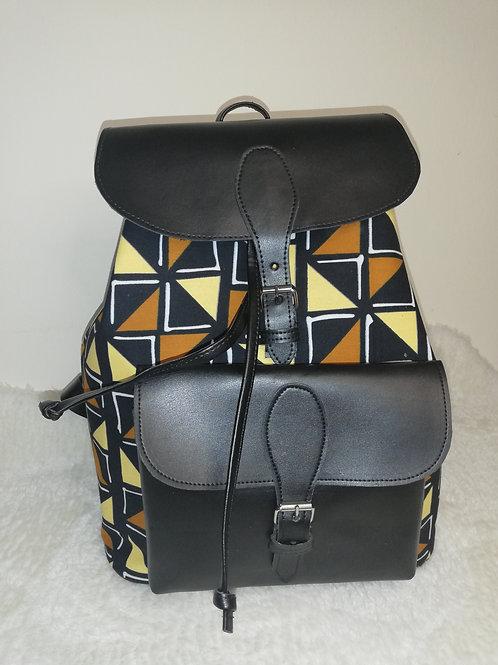 Bogolan backpack