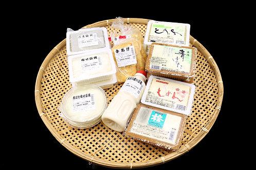 ③亀屋食品豆腐三昧セット