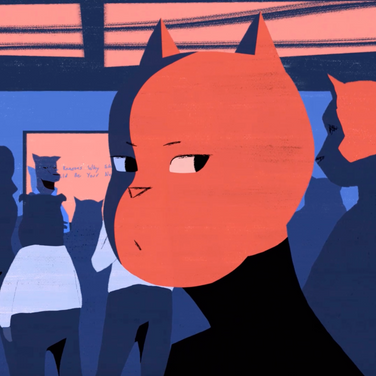 Screenshot from Who Wants To Be A Cat?