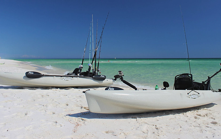 Kayak Fishing Charters In Pensacola Perdido Key Navarre