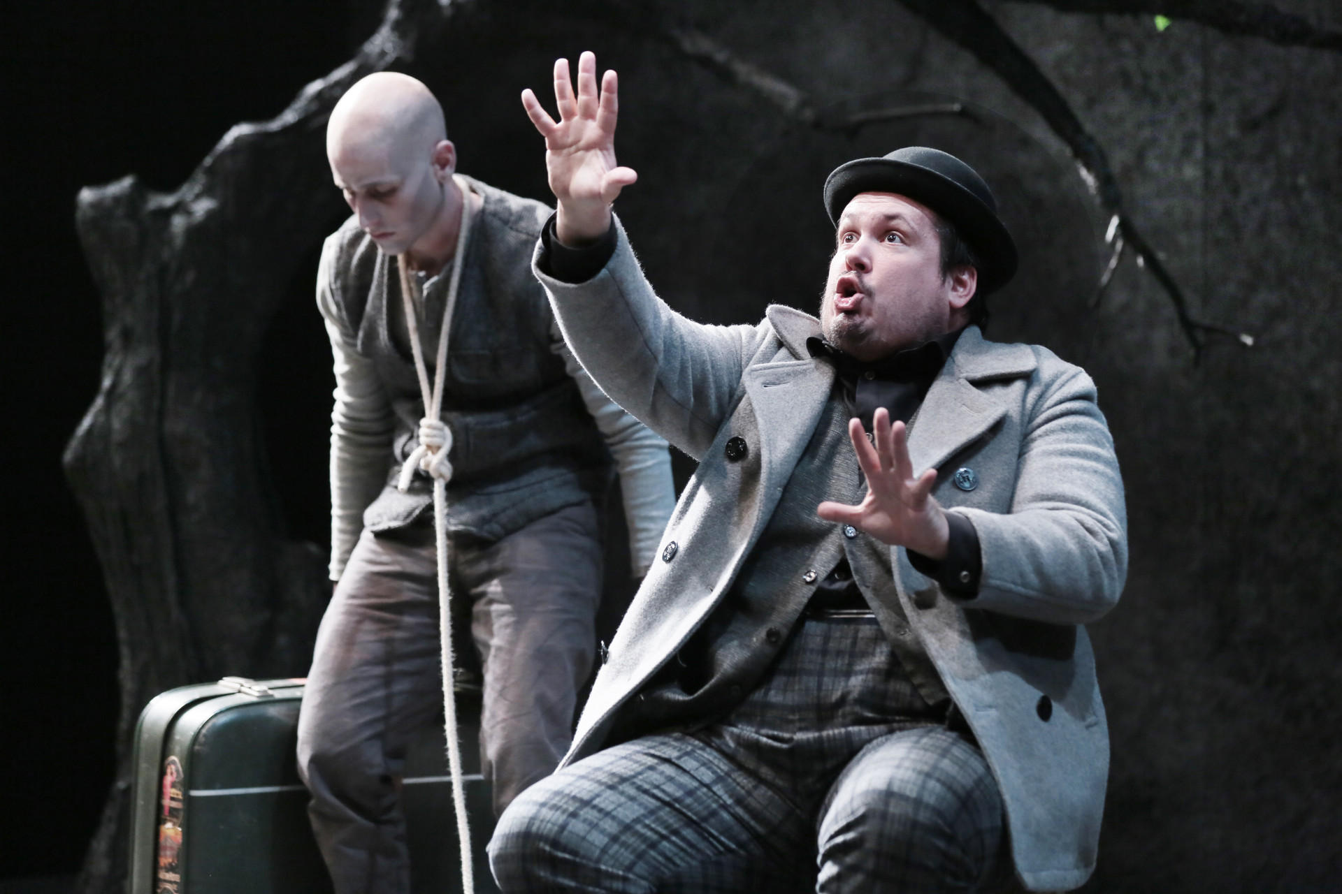 Theatre du Pif's Waiting for Godot