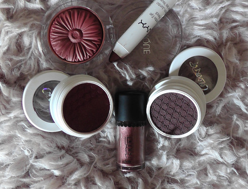 Obsession of the Week: Warm Maroon/Rust Shades
