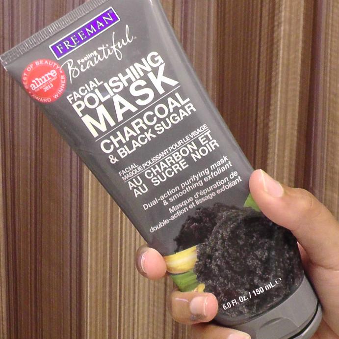 Obsession of the Week: Freeman's Charcoal & Black Sugar Polishing Mask