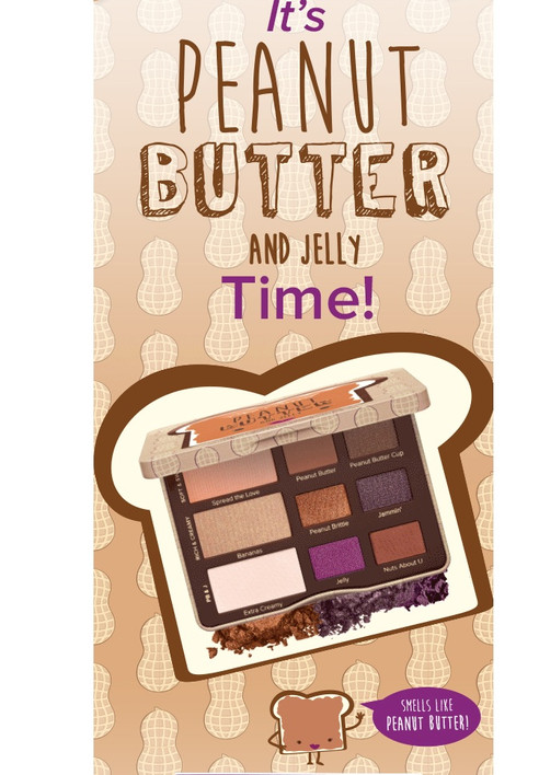 Happy Birthday to Me: Too Faced Peanut Butter & Jelly will be released February 28th!