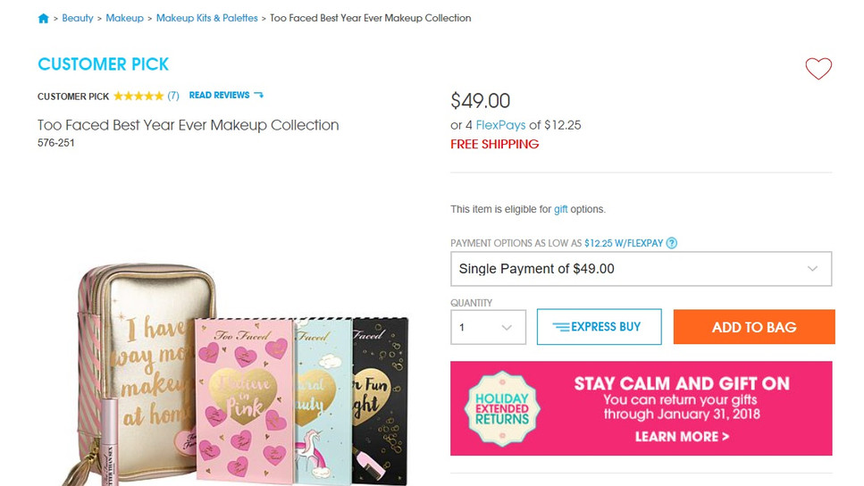 Deal Alert: How to take $10 off Your HSN purchase