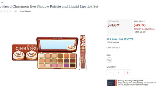 Three QVC Beauty Steals to Grab NOW!!!