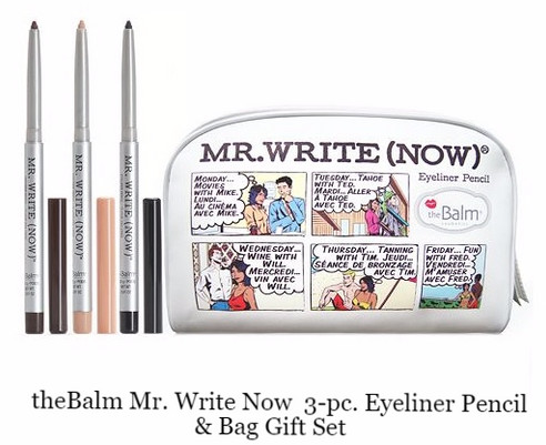Deal Alert: Get 3 theBalm Mr. Write Now Pencils for the price of 1
