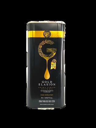 GOLD ELASION - Extra Natives Olivenöl - 5L