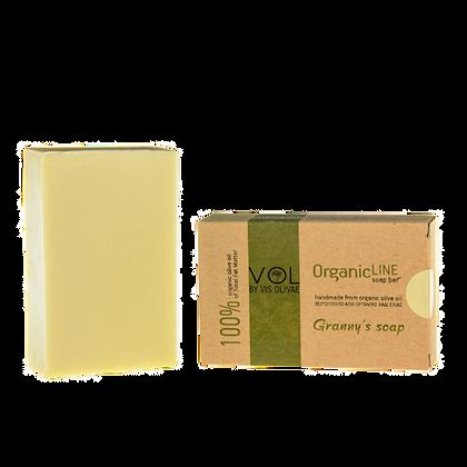 "Bio Olivenöl Seife ""Granny´s"" 120g"