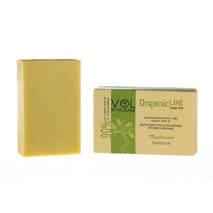 """Bio Olivenöl Seife """"Kokosöl & Meersalz"""" 90g"""