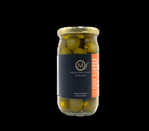 Oliven gefüllt mit Feta - 350g