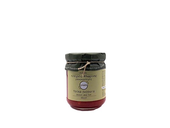 Pesto - Florina-Paprika 200g