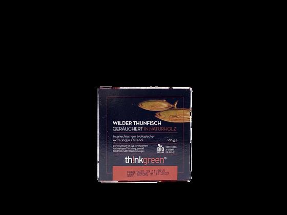 Wilder Thunfisch geräuchert - 160g