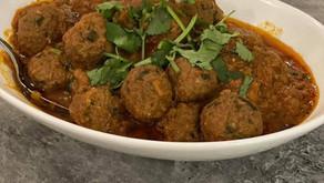 Kofta Curry (meatballs) by Shabnam Khizer