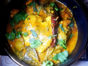 Dhaba Style Chicken by Judy Halo