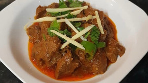 Beef Tikka Karhai By Aurangzab Younis