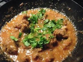 Lamb Curry by Bagheera Paan