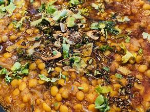 Channa Dal with Garlic and Cumin Tarka by Shai Ayoub