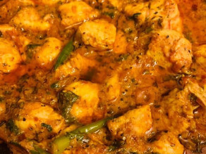 Quick Dhaba Chicken by Shai Ayoub