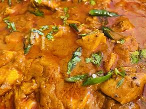 Chicken Karahi by Shai Ayoub