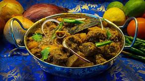 Kashmiri Lamb And Potato Curry by Shai Ayoub