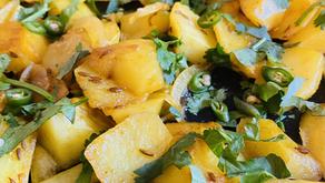 Shai's Bombay Aloo Style Potatoes