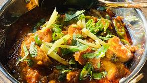 Lahori Chicken Karhai by Shai Ayoub