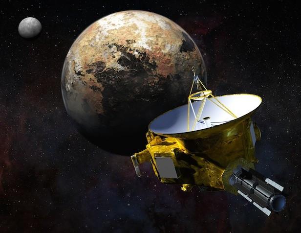 NASA's New Horizons spacecraft