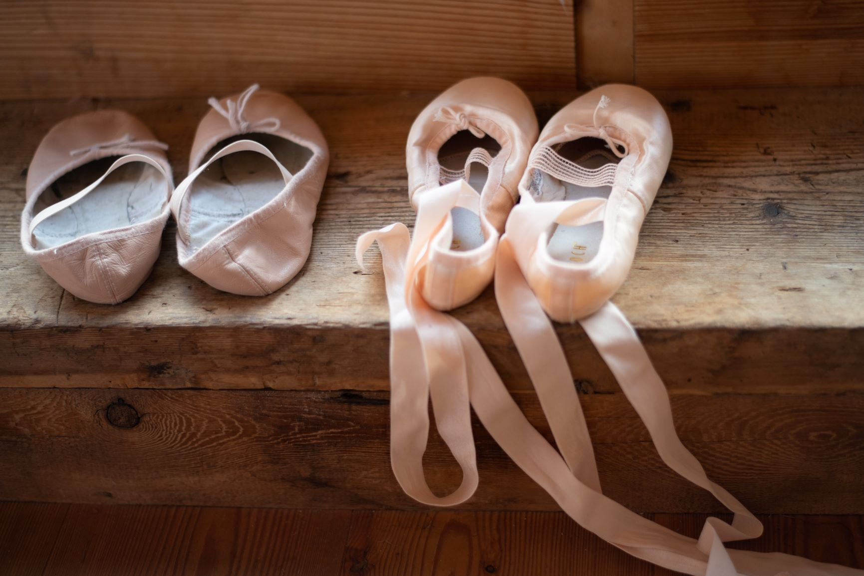 Demi-Pointes - Photo © Daniela Brugger