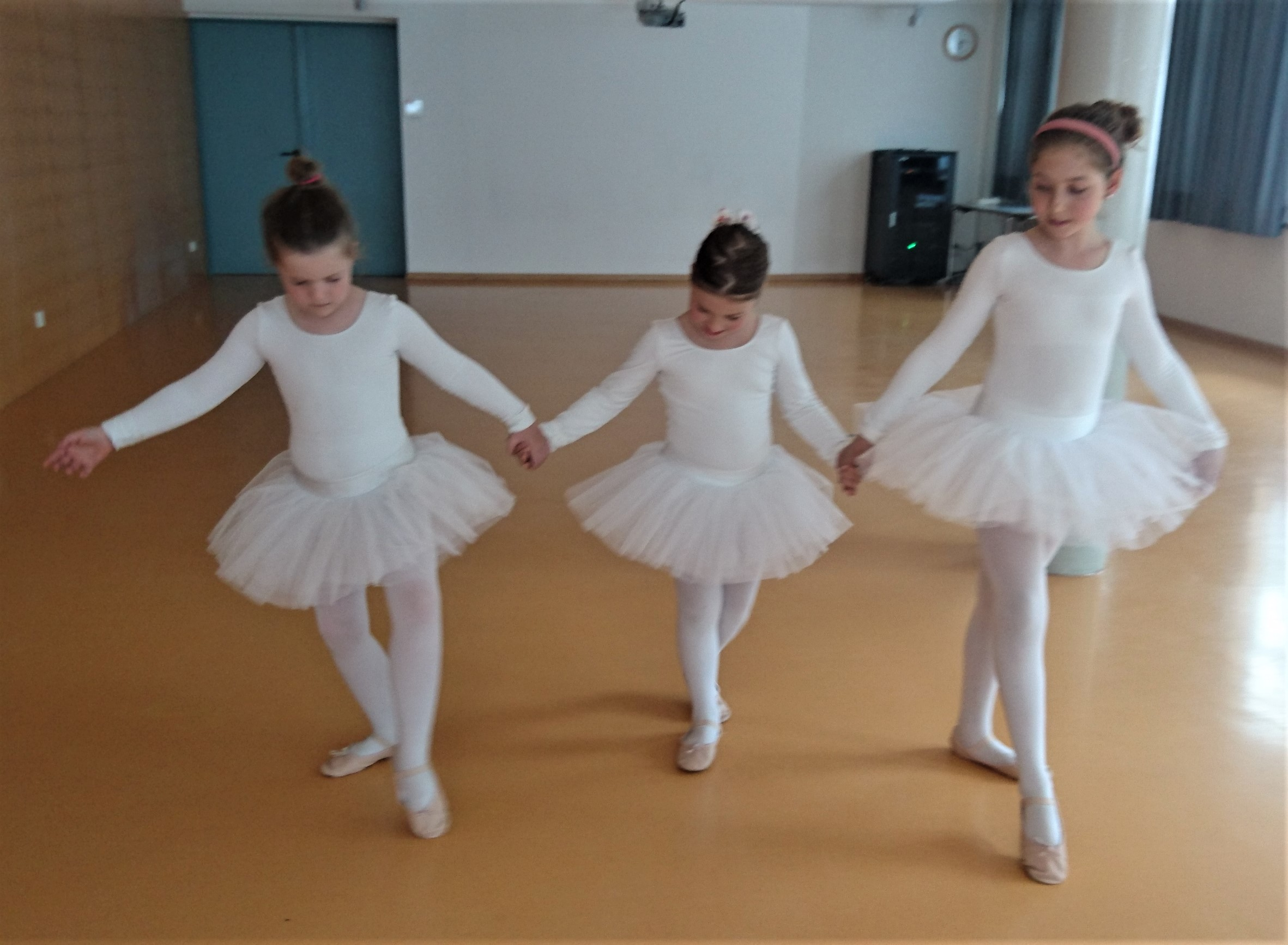 Ballerinas - Naturno 07.05.2018