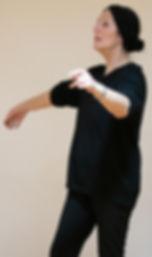 FAB teaching Ballet 3 - Photo © Daniela Brugger