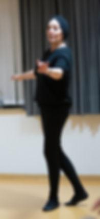 FAB teaching Ballet 2 - Photo © Daniela Brugger