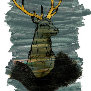 Green Stag