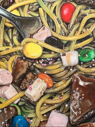 Buddy the Elf's Spaghetti Recipe