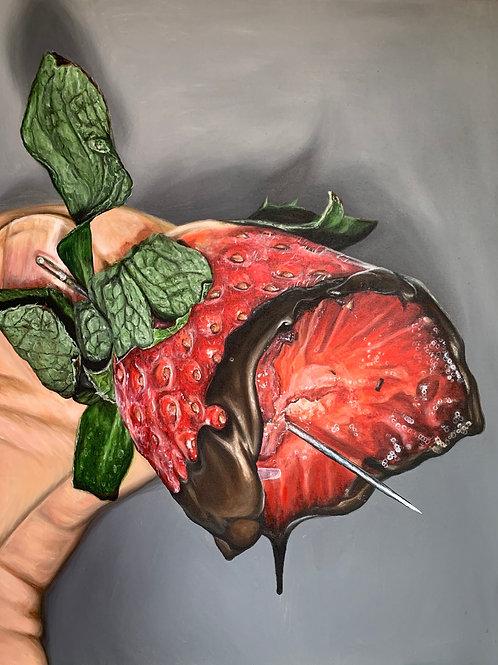 'Spiked' Original Painting