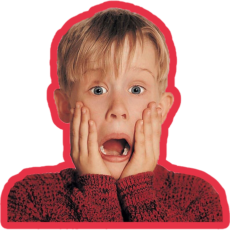 sticker home alone.png