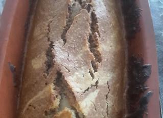 Gâteau marbré vegan