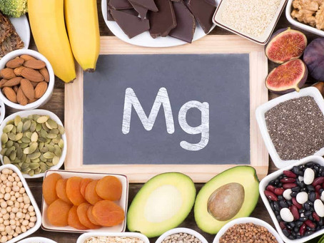 Magnesium – for the Mind, Body & Soul