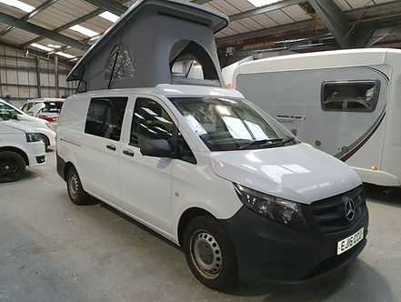 EJ16 CCU - Mercedes Vito - SCA Roof and