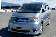 2005- Alphard AS - Silver- ANH10-0123838
