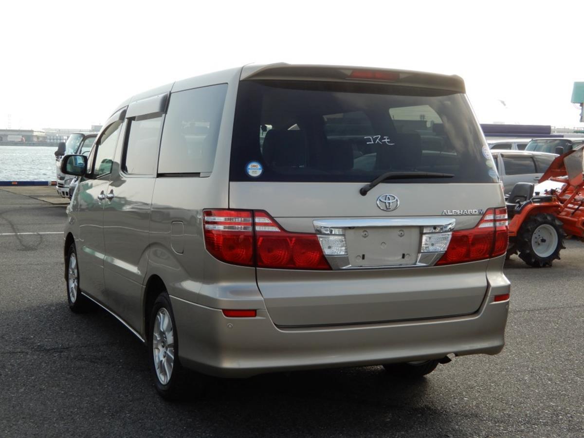 2006 - Toyota Alphard - AXL -ANH10-0153