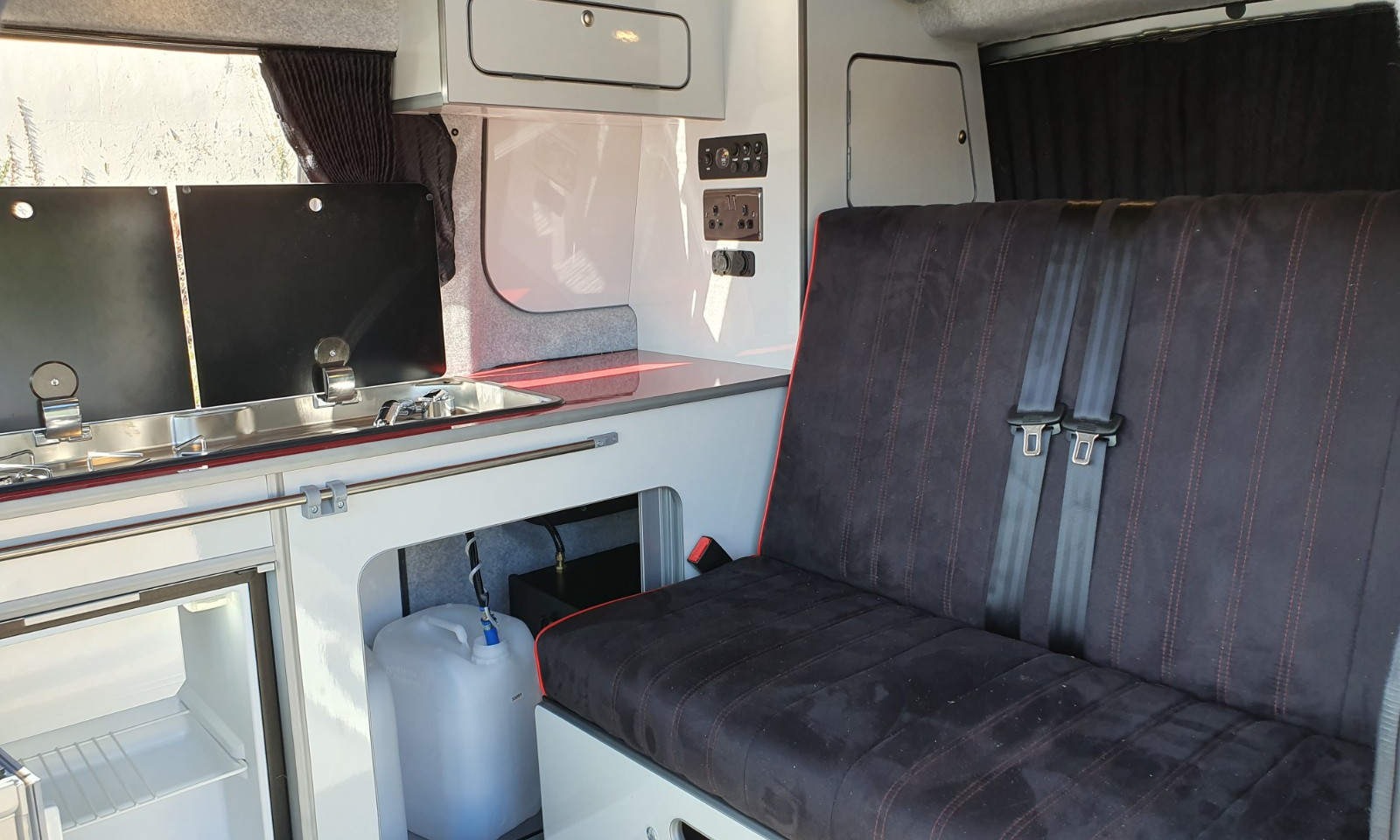 NV200- Roof and 38 RR Side Conversion(11