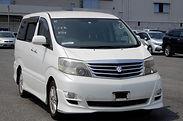 2006- White- Toyota Alphard - AS Ltd -AN