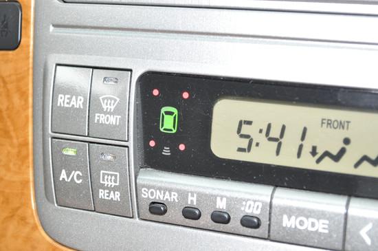 2007- White Alphard MZ -MNH10-0113691  (